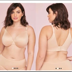 Cacique Lightly Padded Underwire Bra